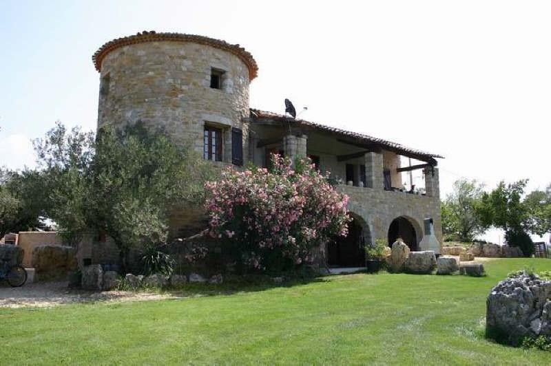 Immobile residenziali di prestigio casa St sauveur de cruzieres 762000€ - Fotografia 1