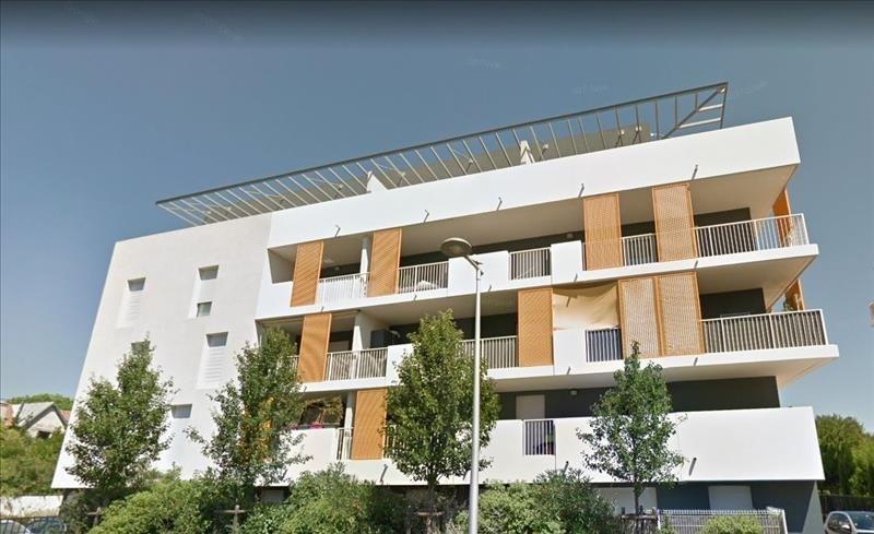 Affitto appartamento Montpellier 520€ CC - Fotografia 1