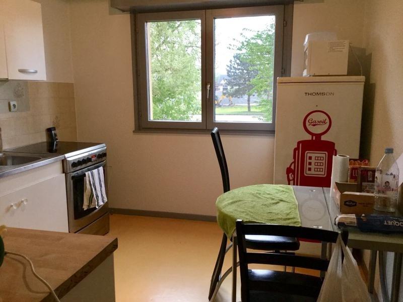 Venta  apartamento Fegersheim 125000€ - Fotografía 3
