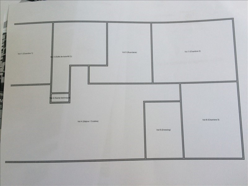 Vente appartement Lyon 6ème 320000€ - Photo 3