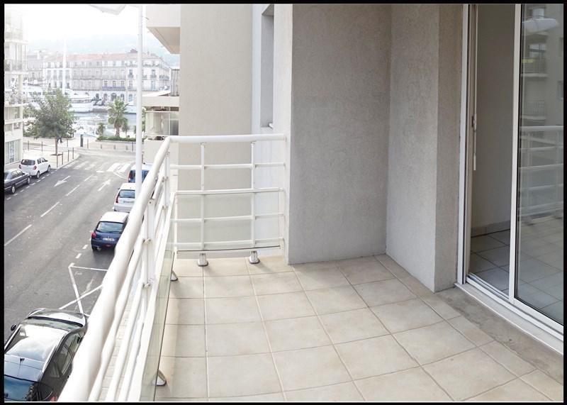 Vente appartement Sete 169000€ - Photo 1