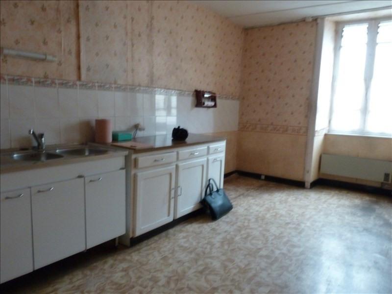 Sale house / villa St martin des noyers 52000€ - Picture 4