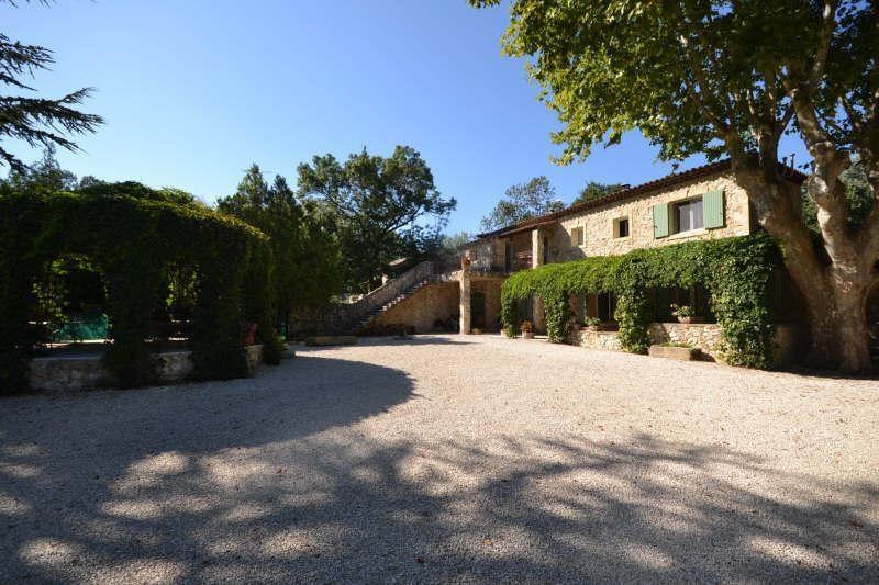 Venta de prestigio  casa Avignon extra muros 834000€ - Fotografía 2