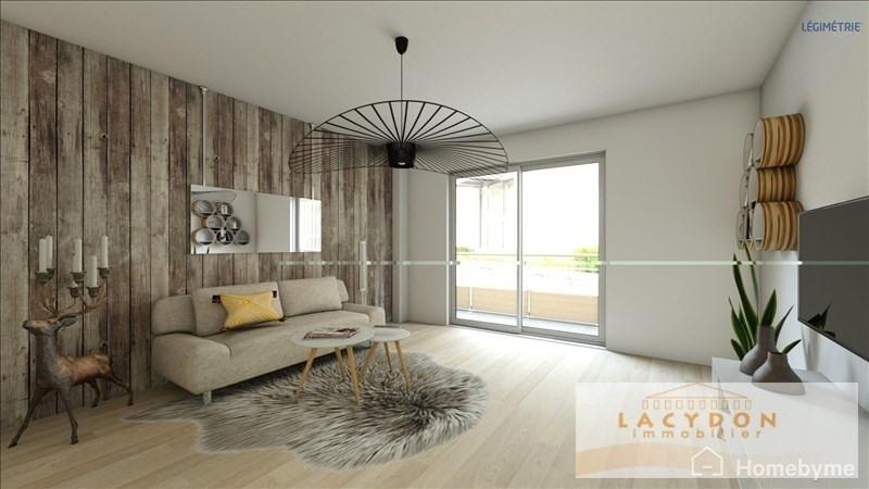 Sale apartment Marseille 4ème 126000€ - Picture 2