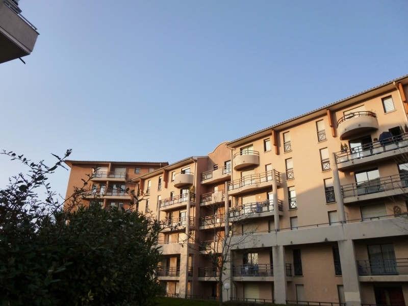 Rental apartment Toulouse 544€ CC - Picture 1