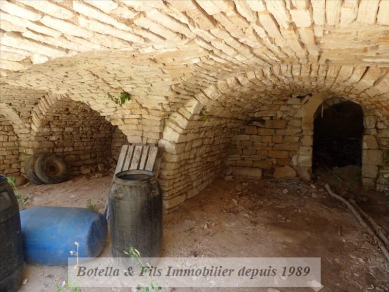 Vente maison / villa Barjac 61000€ - Photo 4