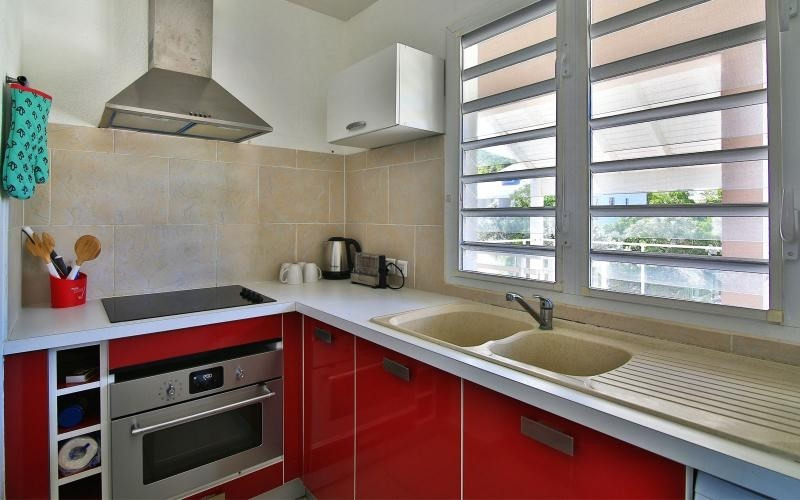 Deluxe sale apartment St martin 350000€ - Picture 4
