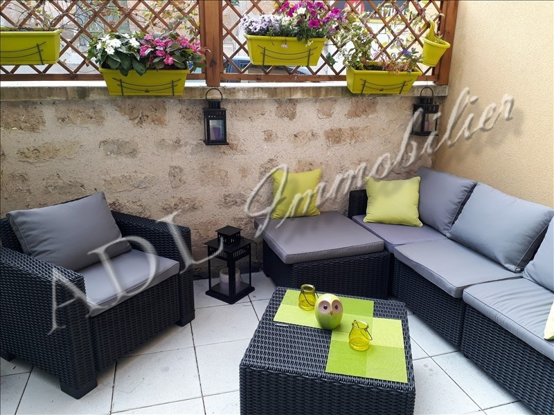 Sale apartment Coye la foret 189 000€ - Picture 1