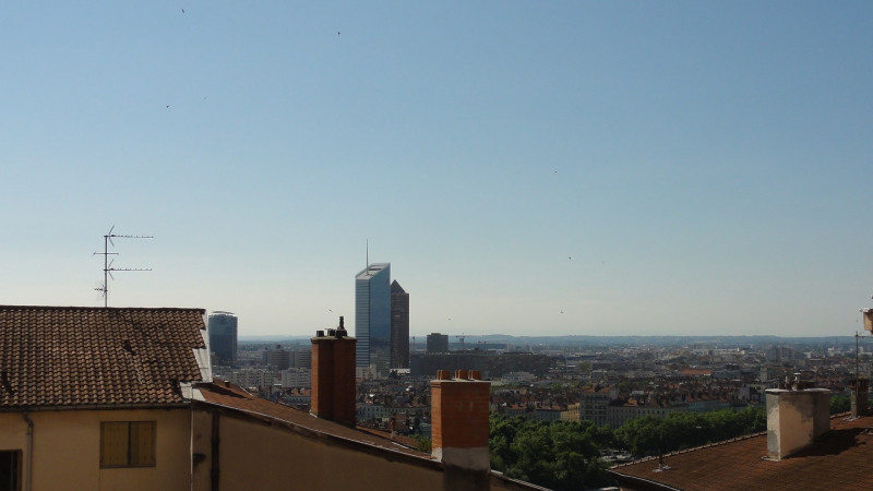 Sale apartment Lyon 1er 210 000€ - Picture 2