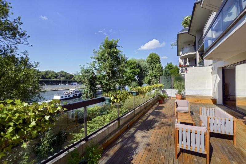Престижная продажа квартирa Neuilly-sur-seine 2350000€ - Фото 2