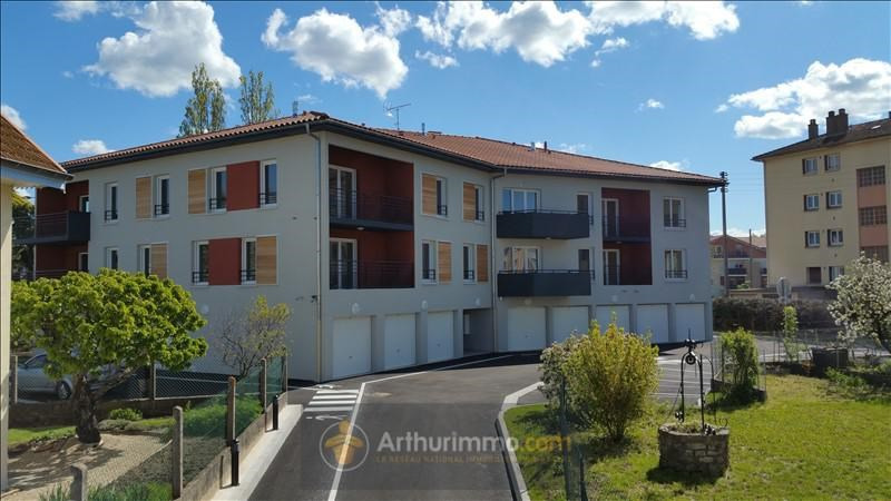 Vente appartement Bourg en bresse 169 000€ - Photo 1