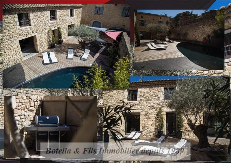 Deluxe sale house / villa Uzes 510 000€ - Picture 19