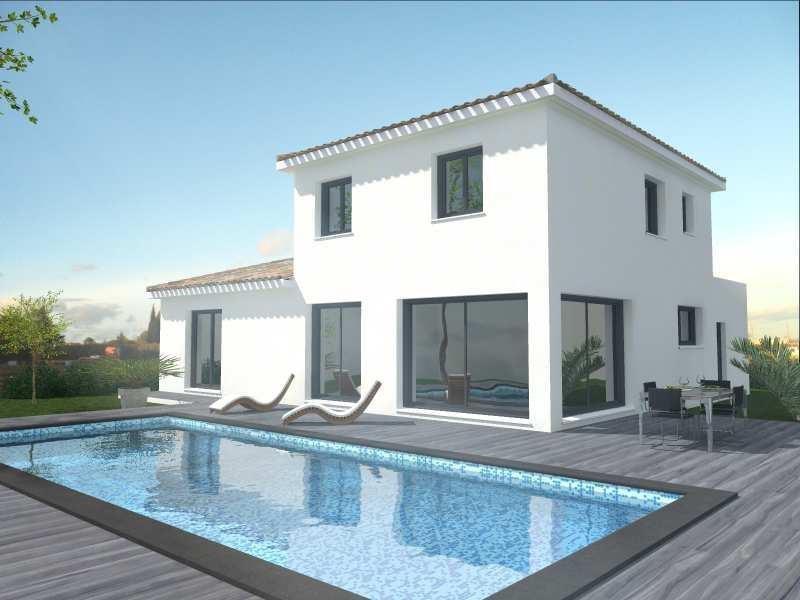 Maison  4 pièces + Terrain 400 m² Montferrier-sur-Lez par Domitia Construction