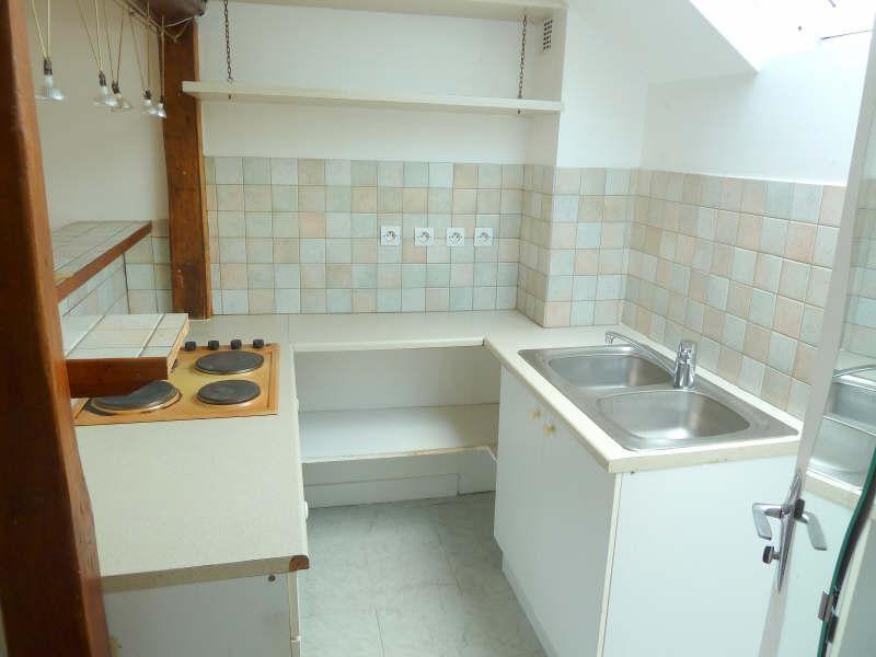 Rental apartment Pontoise 601€ CC - Picture 2