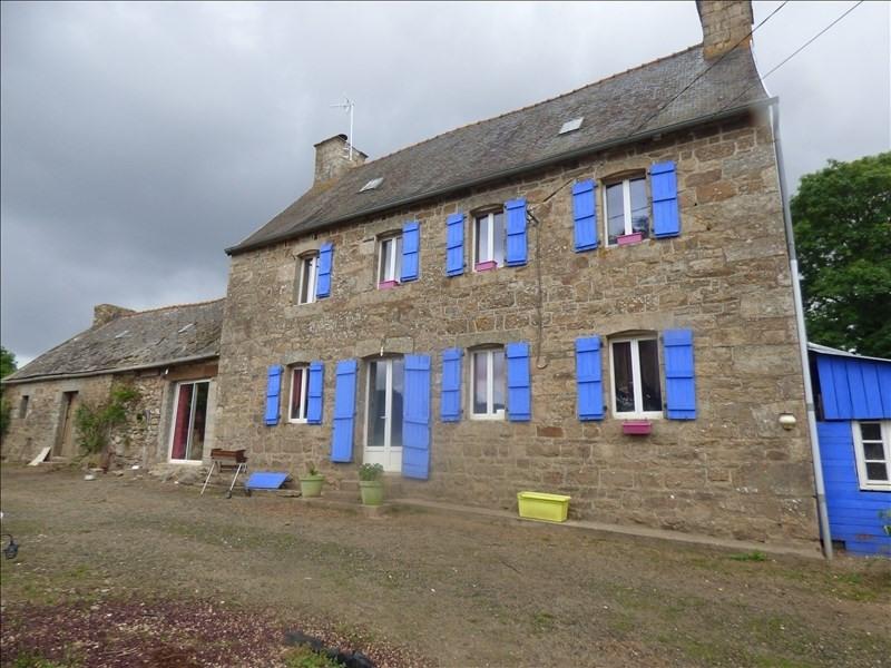 Vente maison / villa Louargat 128500€ - Photo 1