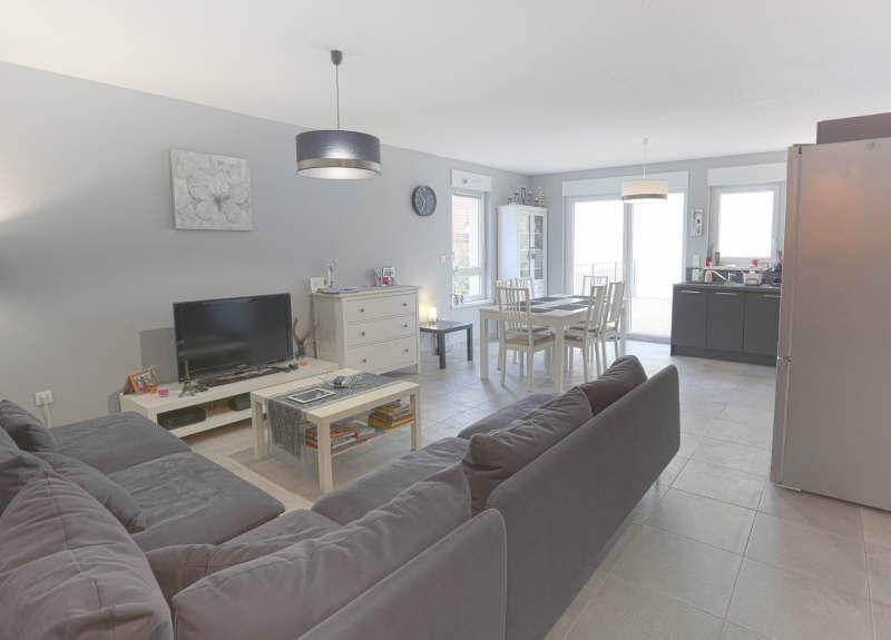 Deluxe sale apartment Schwindratzheim 279700€ - Picture 2
