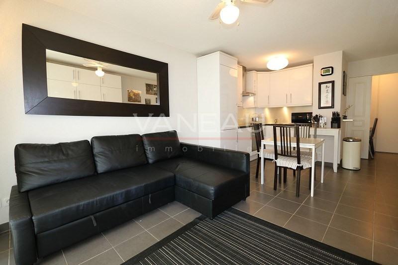 Vente de prestige appartement Juan-les-pins 234000€ - Photo 2