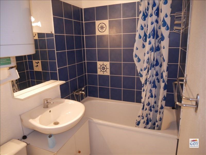 Vente appartement Le barcares 75500€ - Photo 4