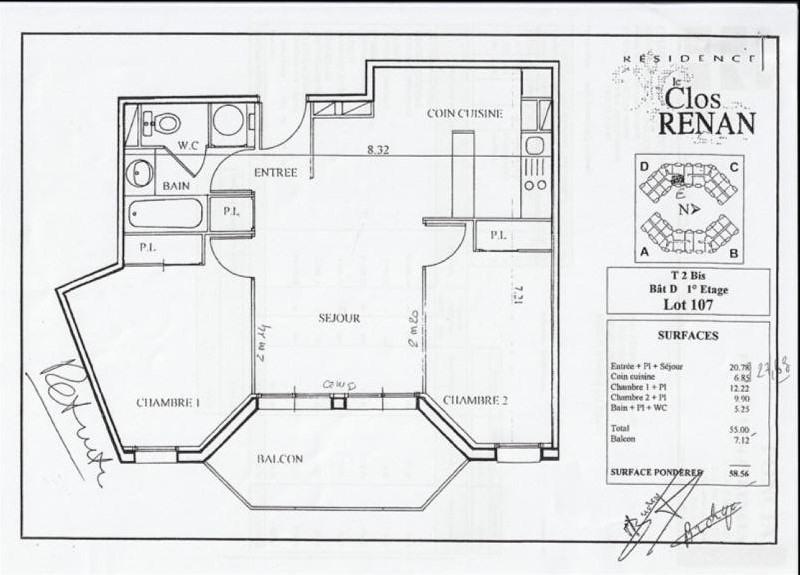 Vente appartement Toulouse 120000€ - Photo 8