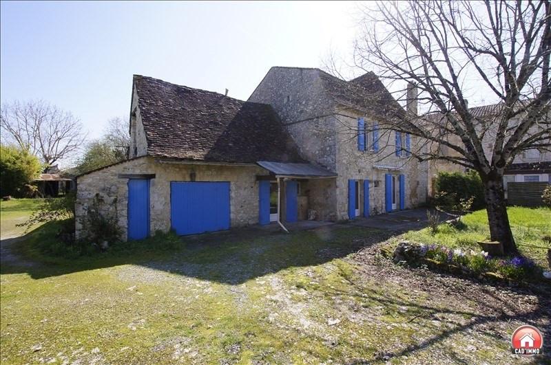 Sale house / villa St aubin de lanquais 214000€ - Picture 2