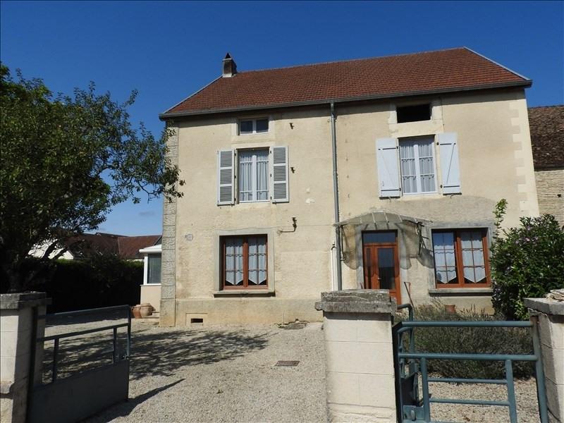 Vente maison / villa Secteur montigny s/aube 87000€ - Photo 1