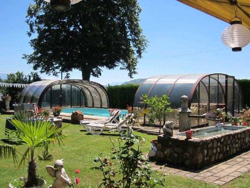 Vente maison / villa Paladru 468000€ - Photo 3