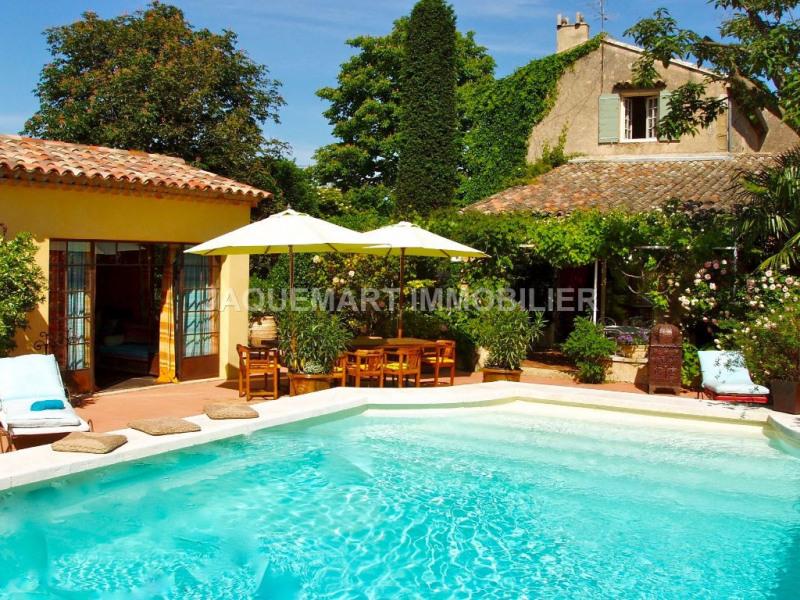 Venta de prestigio  casa Lambesc 795000€ - Fotografía 2