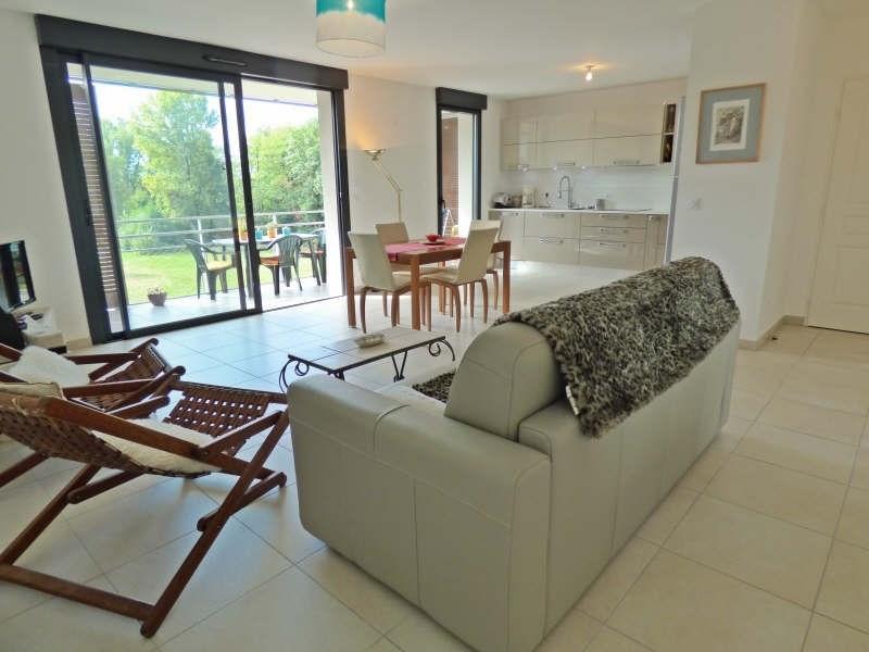 Venta  apartamento Aix les bains 465000€ - Fotografía 1