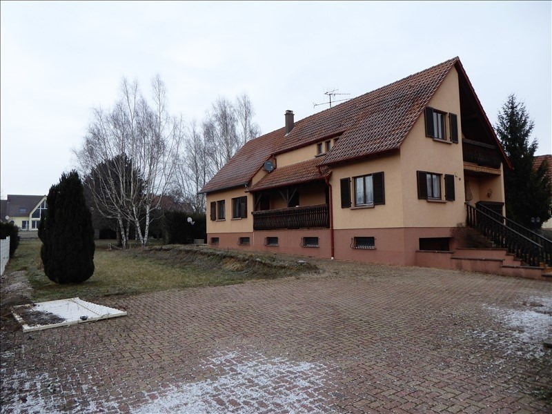 Sale house / villa Prox saverne 273000€ - Picture 2