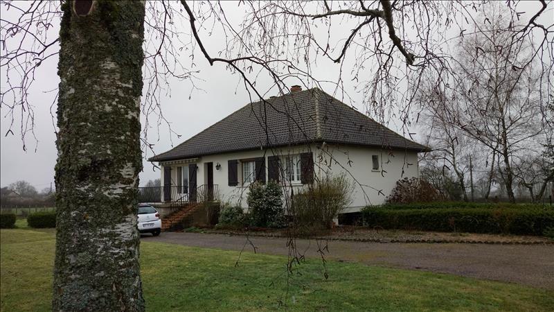 Sale house / villa Bourbon l'archt 137800€ - Picture 1