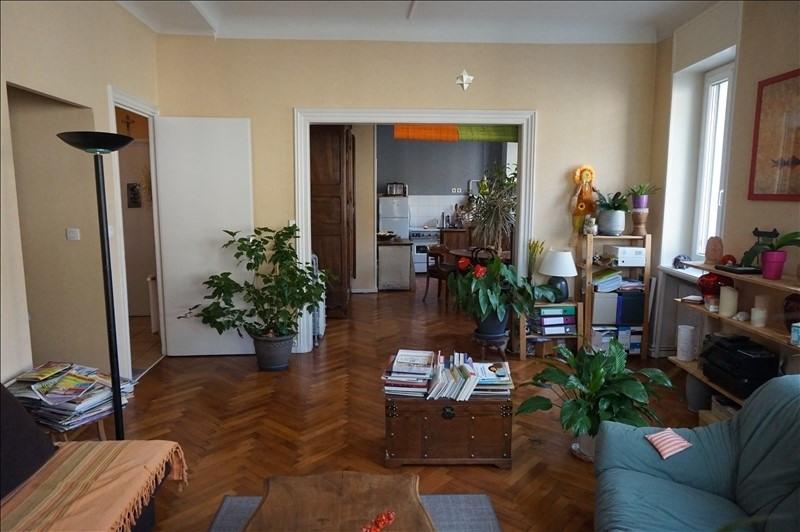 Verkoop  appartement Pont eveque 87000€ - Foto 9