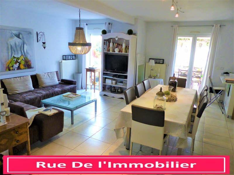 Sale house / villa Herrlisheim 296500€ - Picture 1