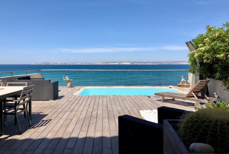 Vente de prestige maison / villa Marseille 8ème 1490000€ - Photo 1