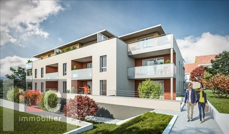 Sale apartment Peron 339000€ - Picture 2