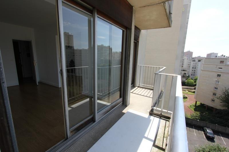Rental apartment Paris 20ème 1250€ CC - Picture 1
