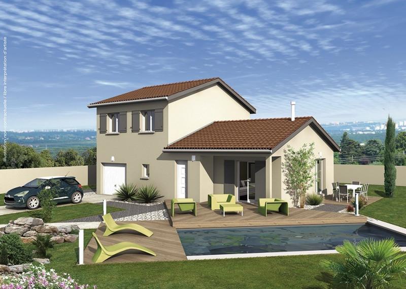 Maison  4 pièces + Terrain 560 m² Orsan par MAISONS PUNCH