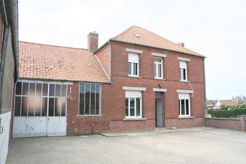 Vente maison / villa Helfaut 157500€ - Photo 1