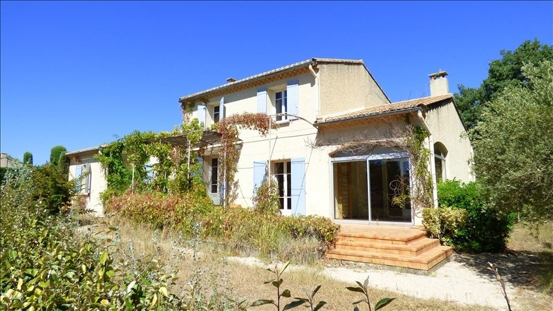 Sale house / villa Aubignan 372000€ - Picture 4