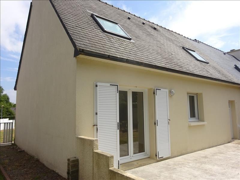 Sale house / villa Lannilis 151500€ - Picture 3