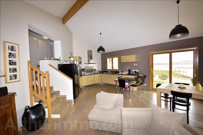 Vente maison / villa Moissieu sur dolon 285000€ - Photo 1