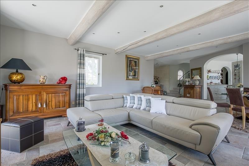 Verkauf von luxusobjekt haus Mallemort 750000€ - Fotografie 5