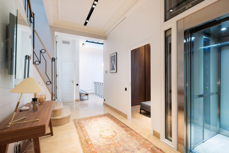 Revenda residencial de prestígio casa Paris 8ème 10800000€ - Fotografia 21