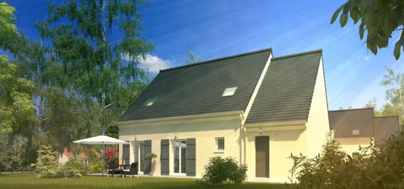 """Modèle de maison  """"Modèle de maison 5 pièces idylle 4.107"""" à partir de 5 pièces Essonne par Maison pierre"""