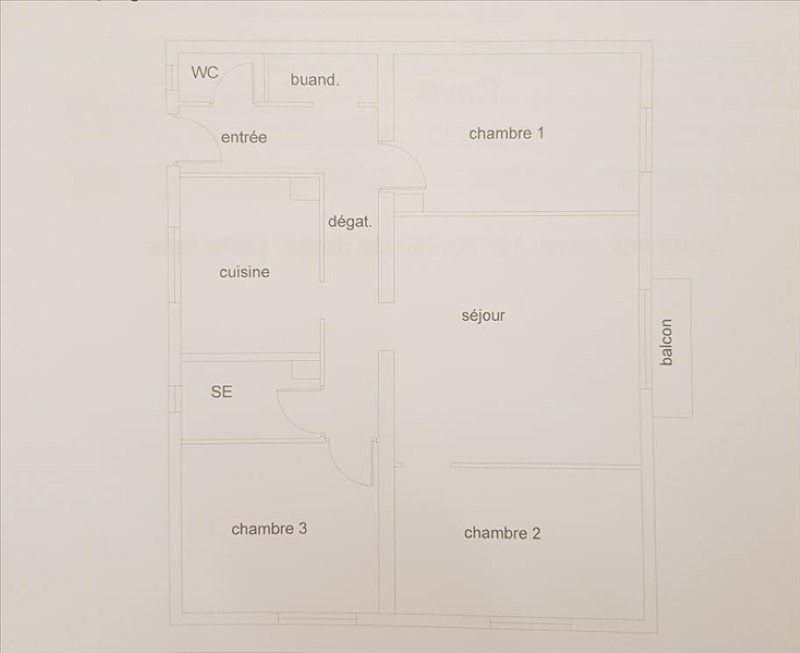 Venta  apartamento Vitry sur seine 217000€ - Fotografía 5