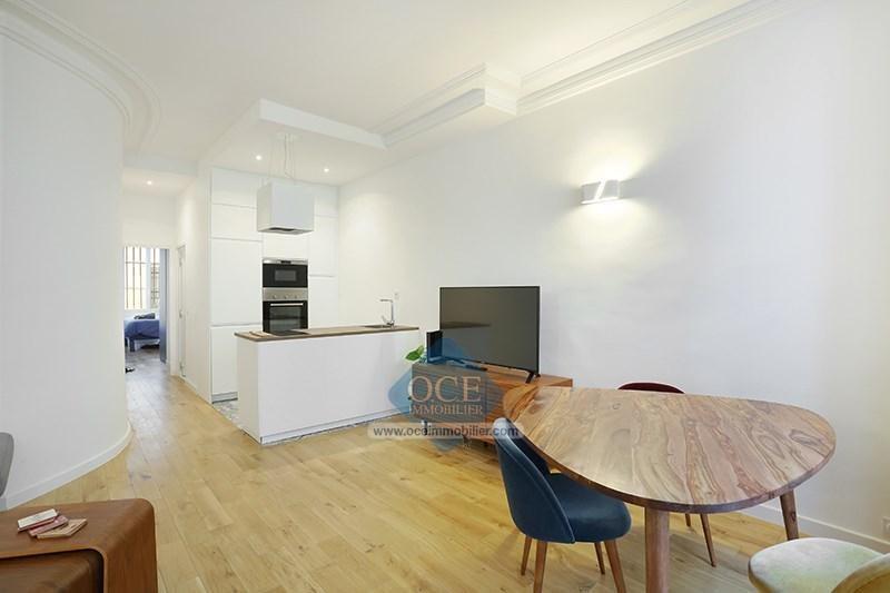 Deluxe sale apartment Paris 11ème 460000€ - Picture 2