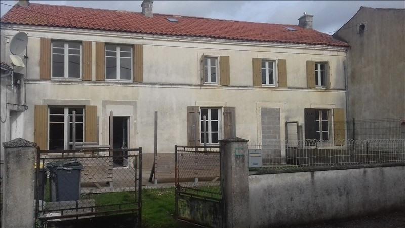 Vente maison / villa Breuil la reorte 92000€ - Photo 1