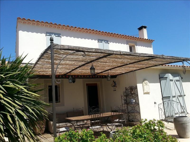 Vente maison / villa St cannat 499000€ - Photo 3