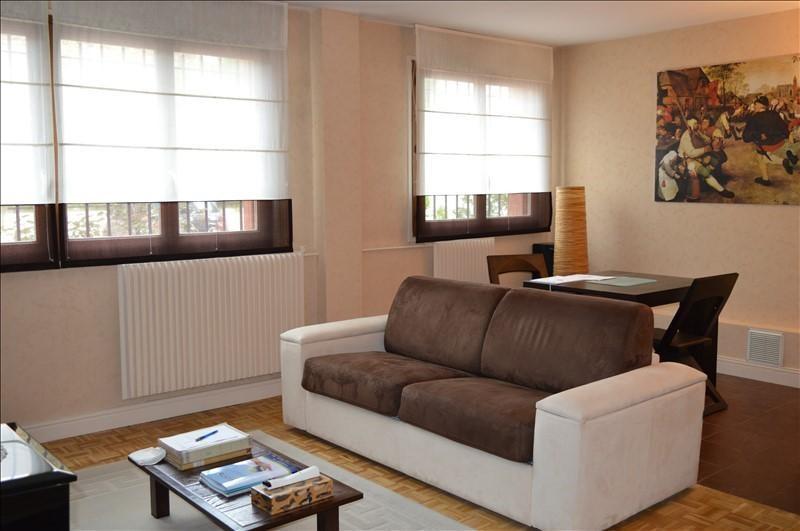 Vente appartement La varenne st hilaire 299000€ - Photo 1