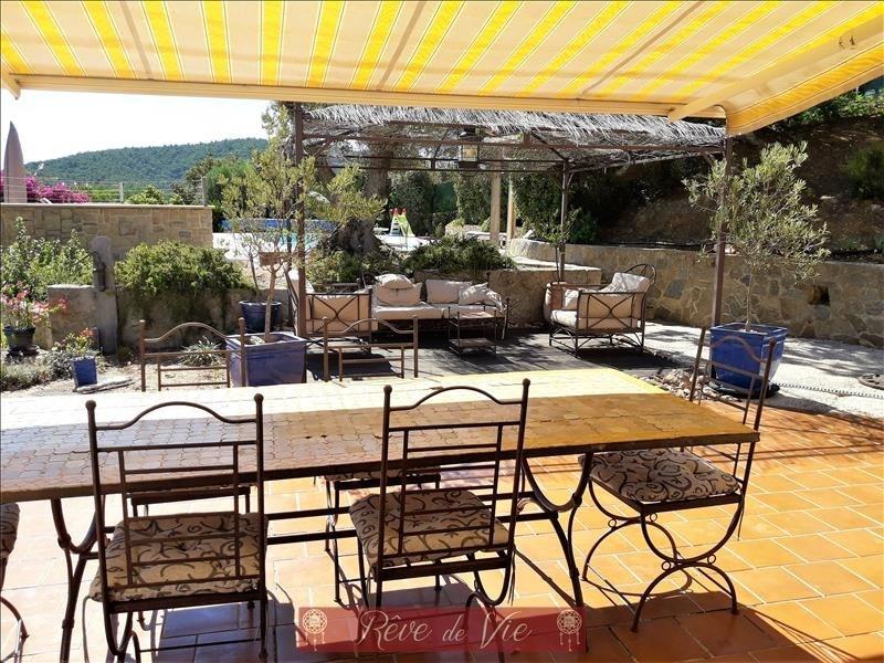 Vente maison / villa Bormes les mimosas 545000€ - Photo 2
