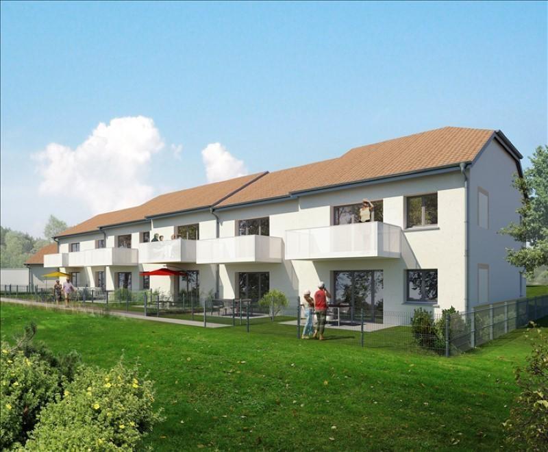 Vente appartement Pirey 129500€ - Photo 2